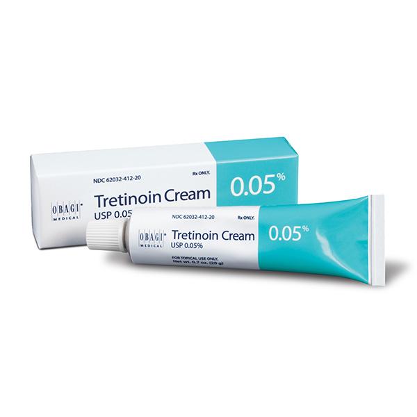 tretinoin cream .05%