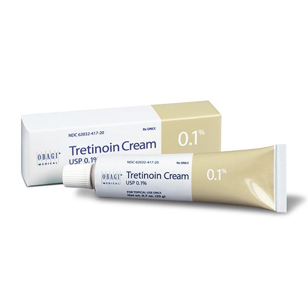 tretinoin cream .1%