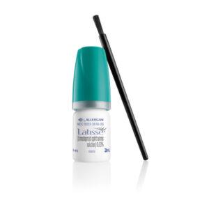latisse eyelash growth 3 ml